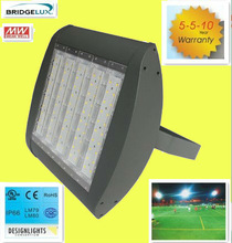 led football pitch lamp SP-2026 105lm/w bridgelux chip meanwell driver 5 years warranty