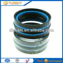 Low-cost kdas/das piston seal
