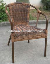 Outdoor Wicker Balcony Stacking Chair DW-Z006