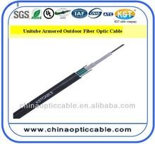 fiber optic cable price 12 yofc fiber unite tube armored jacket cable