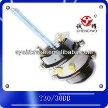 Truck spring brake chamber T30/30DD