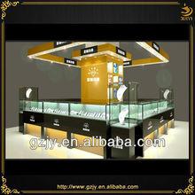 novel design style shop display furniture for jewelry showcase and showcase for jewelry