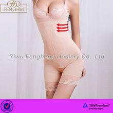 Lace women new style slimmer body shaper underwear/shapers