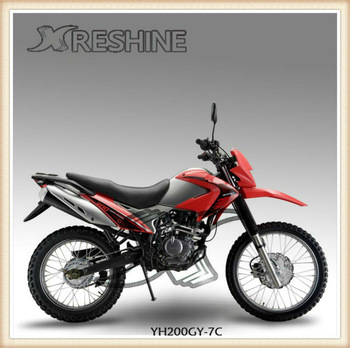 2013 new off road 200cc dirt cheap motorcycles