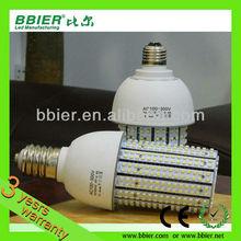 Cost saving CE RoHS aluminium 20W LED Corn Bulbs