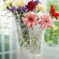 de cristal de vidrio florero