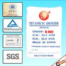 high white titanium dioxide rutile R962