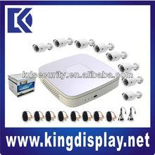 8 channel cameras dvr combo HD cameras