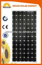 2014 New mono solar panel in Japan 205W