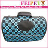 High Quality Cheap Flower Print Large Pet Carriers