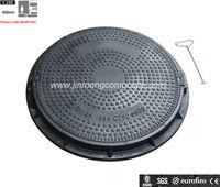 EN124 Fibreglass Manhole Cover/Outdoor Drain Cover