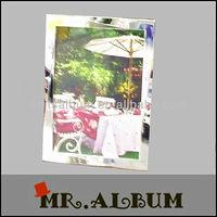 acrylic cover digital photo frame