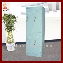 4 doors tea green fahlore style modular wardrobes,fume cupboard, space saving wardrobes
