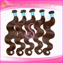 Full cuticle 5a virgin brazilian hair body wave
