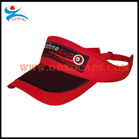 Hot sale custom fish sun visor
