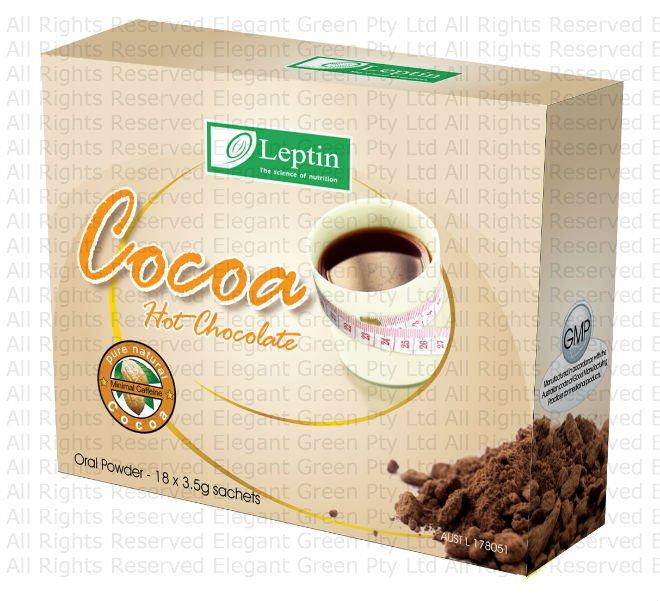 Tga leptina cacao caliente de chocolate, Mejor dieta de alimentos