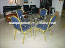Modern cheap metal iron hotel chair / banquet chair FD-869-2