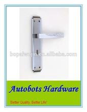 Wenzhou Bopai zinc door handle lever in construction&real estate