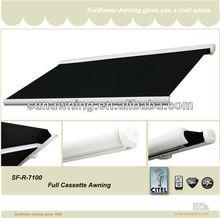 Folding Car Side Retractable Aluminum Awning
