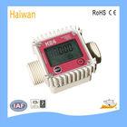 K24 Electric Turbine Flow Meter/digital display meter/diesel gasoline meter