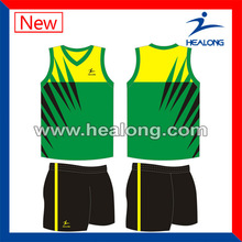 Sublimated custom fashion design basketball equipment