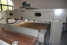 HXBG polyester fiber production line,CROSS LAPPER