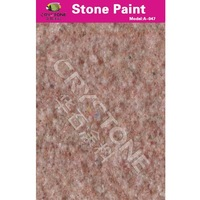 Building Material Exterior&Interor wall granite and texture effect stone paint