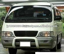 Ssangyong ISTANA corea utilizado Van 7 asiento