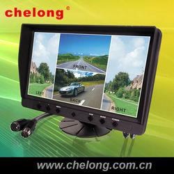 9 inch Sunshade design TFT LCD car monitor
