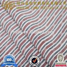 Tr suit jacquard knit cotton fabric