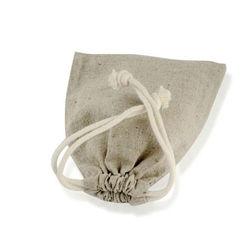 2014 new Drawstring linen gift bag
