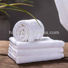 Wholesale Stock White Cotton Hand Towel