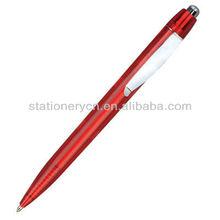 2014 plastic ball pen multi color ball pen erasable pen