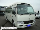 TOYOTA COASTER WHITE H20 2KM 4L AT