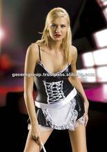 Seductive Sexy Maid Costume