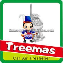 Paper air freshener for car/car perfume packaging