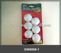 Regular Size :40mm 6 pcs colorful Table Tennis Ball