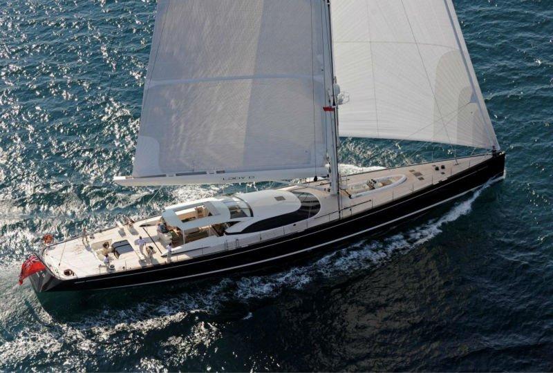 Missão no México| Petala & Aleksander Nowa 50_feet_sailing_yacht