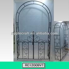 Unique Iron Foldable Garden Arch