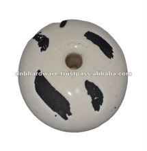 Antique Ceramic Knob