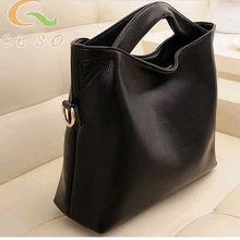 Fashion elegance famous trends ladies pu handbags