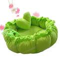 5 núcleos de rosa cachorro de de estimação do cão gato de de estimação macio a cama dormindo saco quente cushion+ travesseiro