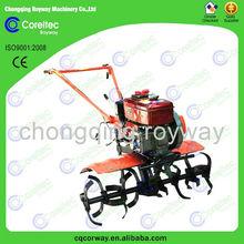 9kw diesel engine farm machine cultivator with fertilizer