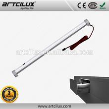 12V Hettich Standard led cabinet lights battery sensor