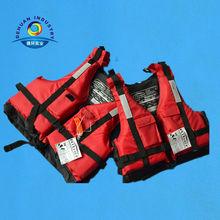 Custom Swim foam life jackets approved by CE