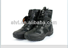 Coyote Brown color army commbat military boot/tactical shoes