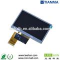 4,3 zoll tianma tft lcd-bildschirm für gps, digitalkamera, DVD/spielteilnehmer, MP3/MP4