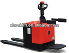3 ton Power Pallet Truck AC Motor with Balanced wheel