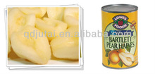 canned pear in syrup
