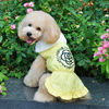 hot selling and cheap new design 100% cotton classic pet clothing for dog and cat
